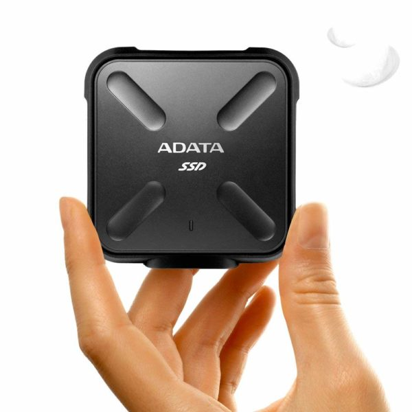 Adata SD700 Durable 512GB Portable External SSD